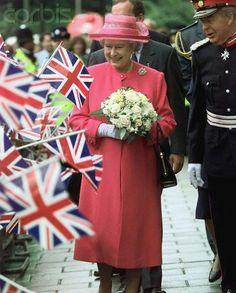 Queen Elizabeth, June 29, 1999