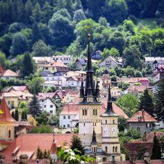 Travel in Brasov, Transylvania, Romania , wow places Beautiful World, Beautiful Places, Brasov Romania, Top 10 Destinations, Transylvania Romania, Romania Travel, Mountain Resort, Tiny Living, Best Cities