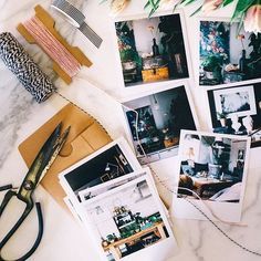 Planning a cozy night in? Then why not get creative with your best memories from 2016  Have a lovely evening  Hugs & Love Gabi at Framkalla  Photo cred: @fruvintage