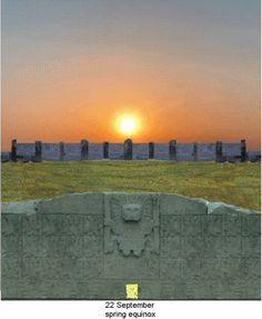 Calendario solar-lunar de Tiawanaco