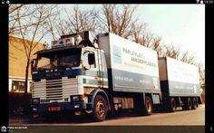 Scania 142 H V8 BF-11-BP foto pieter van der valk.