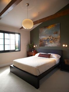 There is a true art to creating the perfect minimal, yet warm and visually interesting modern interior, especially for the oasis of the home, the bedroom. It …
