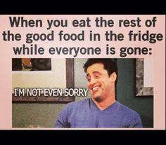 Hahah so me!