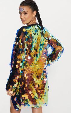 48581cc3c1 16 Best sequin kimono images in 2017 | Sequin kimono, Jackets, Mantle