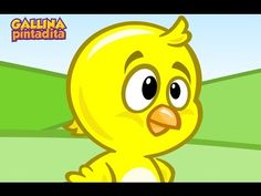 LOS POLLITOS DICEN - Gallina Pintadita - Sing about baby chicks in Spanish