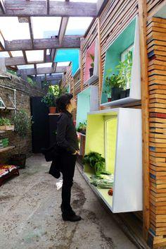 El potencial de los residuos urbanos como material de construcción » Blog del Diseño