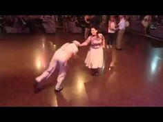 Old Couple Walks On The Dance Floor And Blows Everyone Away! - YouTube