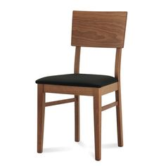 Found it at Wayfair.co.uk - Arcade Beechwood Dining Chair in Black