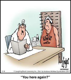 Herman Herman Cartoon, Haha, Cartoons, Funny, T Shirt, Comic Strips, Drawings, Humor, Supreme T Shirt