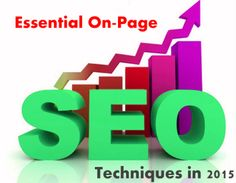 On-Page SEO Techniques in 2015