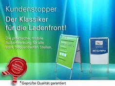 Kundenstopper Marketing, Advertising