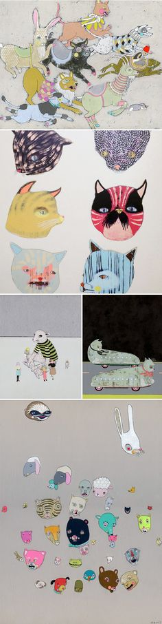 jennifer davis - paintings