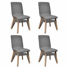 1cced693267a Gracie Oaks Parkinson Upholstered Dining Chair Upholstery Color  Dark Gray Jedálenské  Stoličky