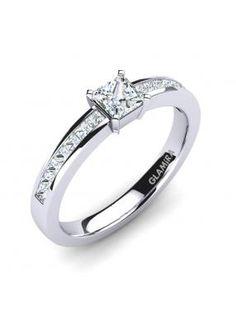 Glamira Diamond Ring Fausta #GlamiraDiamond
