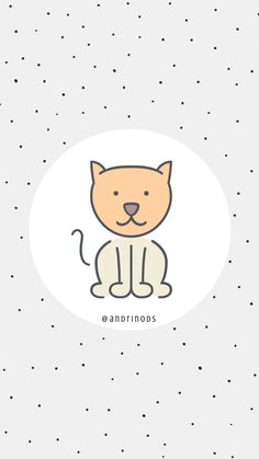 Ideas Wallpaper Cute Android Icons For 2019 Cat Background, Disney Background, Kitten Quotes, Dark Tumblr, Cute Lockscreens, Android Icons, Instagram Challenge, Cat Sketch, Insta Icon