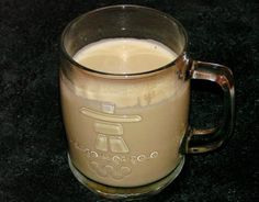 Molasses - Iron Builder from Food.com: Drink this in place of coffee or tea. It tastes good and is an excellent source of iron, B vitamins and calcium. My new coffee replacement...made it with Coconut milk...will try with water tomorrow