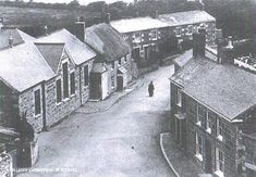 Places In Cornwall, My Family History, Old Photos, England, Memories, Black And White, Outdoor, Old Pictures, Memoirs