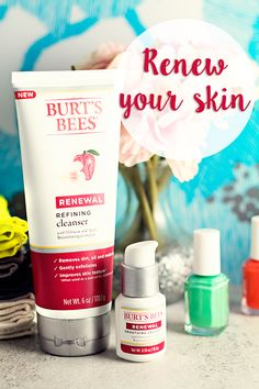 Take the 28 Day Challenge! Renewal Face Care line, which works in harmony with your skin's cycle, and in 28 days you'll see firmer, smoother, healthier-looking skin.