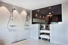 Portable Steam Sauna - We Answer All Your Questions! Bathroom Spa, Bathroom Toilets, Laundry In Bathroom, Sauna Shower, Pool Shower, Modern Saunas, Portable Sauna, Sauna Design, Sauna Room