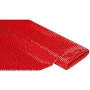 buttinette Angebot Paillettenstoff, Hologramm, rot, 6 mm Ø, 150 cm breitIhr QuickBerater