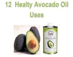 Avocado helps with everything from eczema, to wrinkles, to cooking oil, to sunburn relief and more. Read these 12 Healthy Uses for Avocado oil