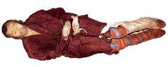 Cherchen Man, Tarim Basin, China - Indo-Caucasoid Mummy