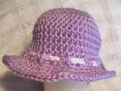 Easter Hat by Kraftybea on Etsy