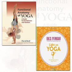 Functional Anatomy of Yoga and Light on Yoga 2 Books Collection Pack Set NEW UK | Books, Comics & Magazines, Non-Fiction, Health, Treatments & Medicine | eBay!