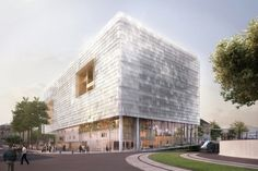 Gallery - City Municipal Office Complex / ECDM Architects - 14