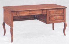Sterling - D-112  Single Pedestal Desk 66W Pedestal Desk, Desks, Office Desk, Furniture, Home Decor, Mesas, Desk Office, Decoration Home, Desk