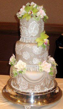 American Culinary Competition cake by sharoncakes, via Flickr