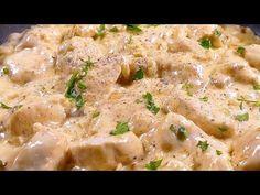 PECHUGAS DE POLLO EN SALSA DE QUESO - recetas de cocina faciles rapidas y economicas de hacer - YouTube