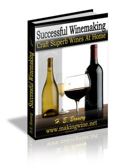 I love wine! I wish I could get this step-by-step book to teach how to make my own wine at home!