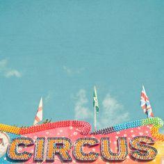 Circus cirque circo Hikari note