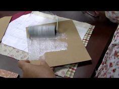 MPC 150331 MONICA QUIRINO ESTOJO CARTONAGEM E PATCHWORK PT1 - YouTube