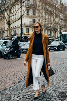 Paris FW 2019 Street Style: Lauren Santo Domingo - STYLE DU MONDE | Street Style Street Fashion Photos Lauren Santo Domingo