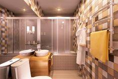 Zdjęcie numer 8 w galerii - Kolorowe małe mieszkanie