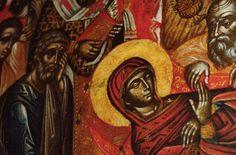 Πόσων ετών κοιμήθηκε η Παναγία και ποια ήταν η ζωή Της; Ikon, Religion, Painting, Youtube, Greece, Painting Art, Religious Education, Paintings