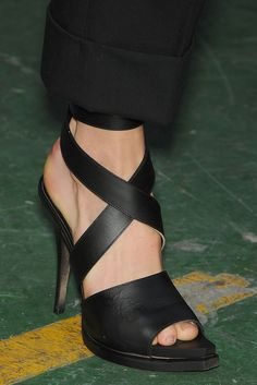 Givenchy Spring 2009 sandals