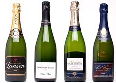 Not all champagnes are created equal—these four bottles are among the best values in their respective classes