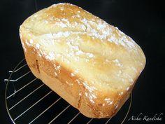 PAN RÚSTICO EN PANIFICADORA Bread Machine Recipes, Bread Recipes, Cake Recipes, Food N, Food And Drink, Pan Dulce, Yummy Food, Tasty, Pan Bread