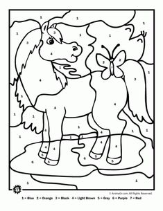 People love our farm animal coloring pages, so we just keep making more of them! This is a set of six individual animal coloring pages like a pig, horse, cow, lamb, turkey and baby chicks.