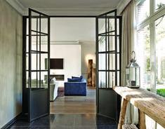 Afbeeldingsresultaat voor stalen ramen en deuren