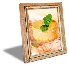 Receta de Cheese cake con dulce de leche