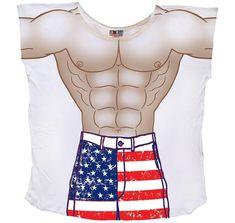 MERMAID SHELL BRA Funny Mens T-Shirt Womens Beach Bikini BOOBS Top Novelty Gift