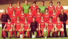 #Liverpool Squad1981-1982