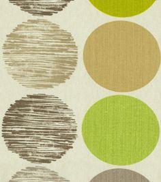 Home Decor Print Fabric-Waverly Sweet Spot Avocado