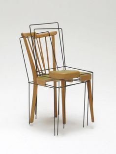 Julian Sterz - Place Keeper chair, 2012