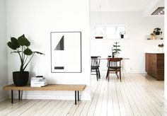 Minimalist   Mid Century Inspired Interior. Large Poster. Are You Looking  For Unique And Beautiful Art Photos Or Posters (not The Ones In This Pin)  To ...