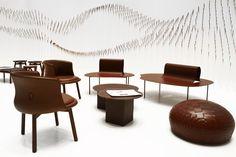 nendo chocolate lounge designboom
